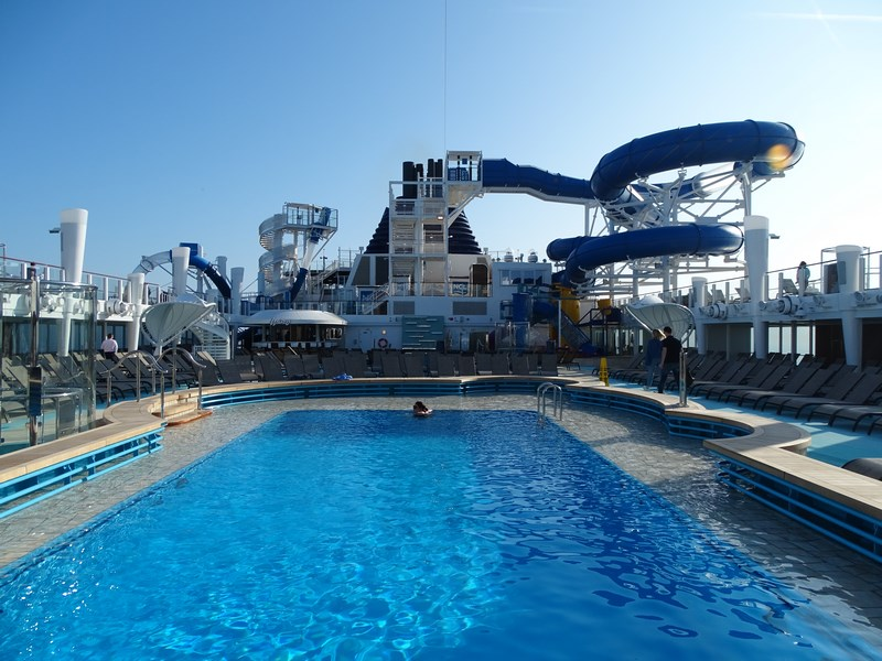 Water Park Norwegian Bliss