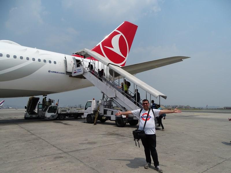 Turkish Airlines Kathmandu Istanbul