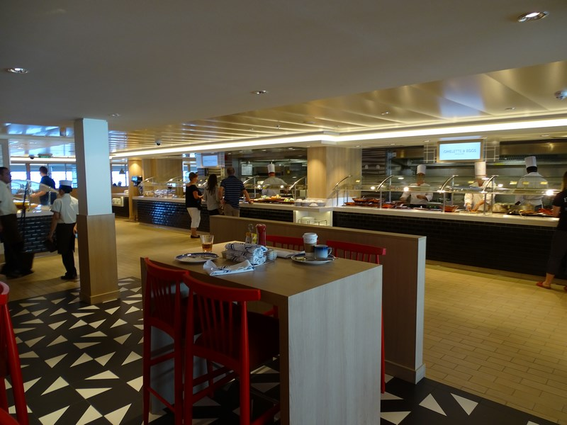 Main Restaurant Norwegian Bliss
