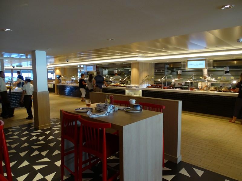 Main Restaurant Norwegian Bliss