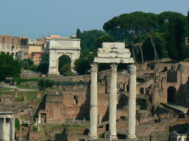 Forul Roma