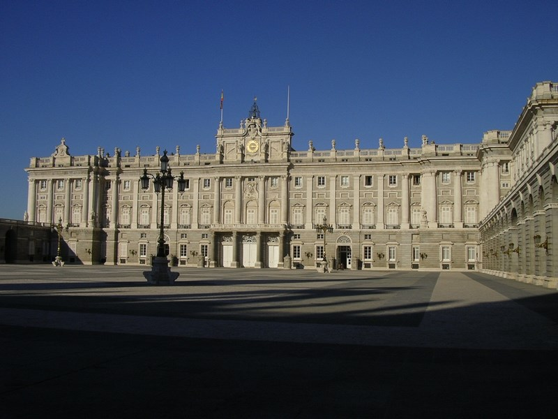 Palat Regal Madrid