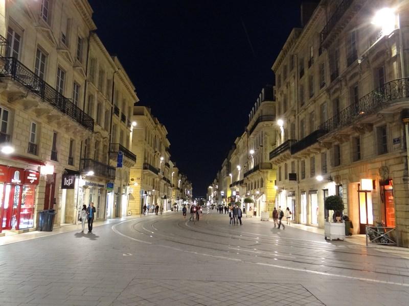 Strada Pietonala Bordeaux