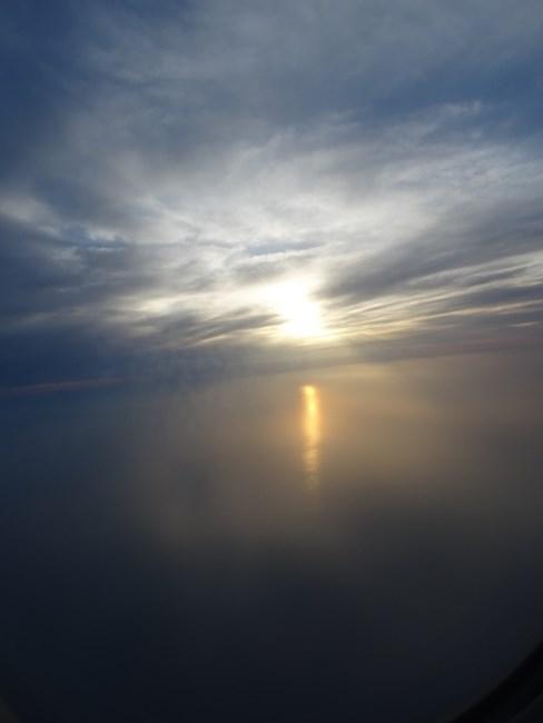 Apus De Soare Egee