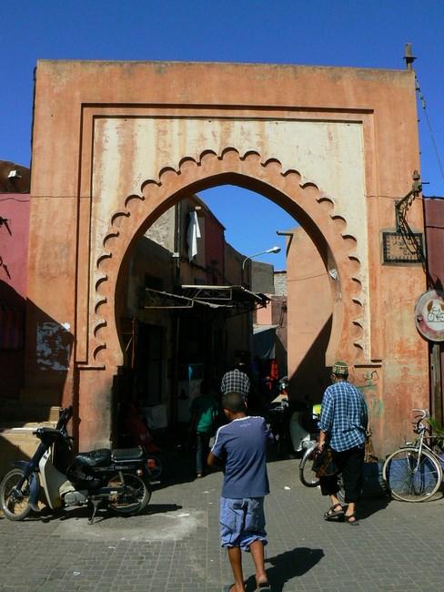 Marrakech Orasul Rosu
