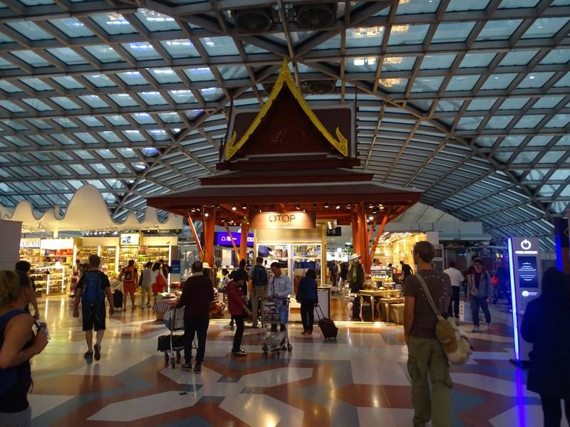 . Aeroport Bangkok