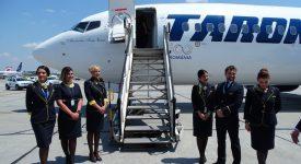 Stewardeze Tarom