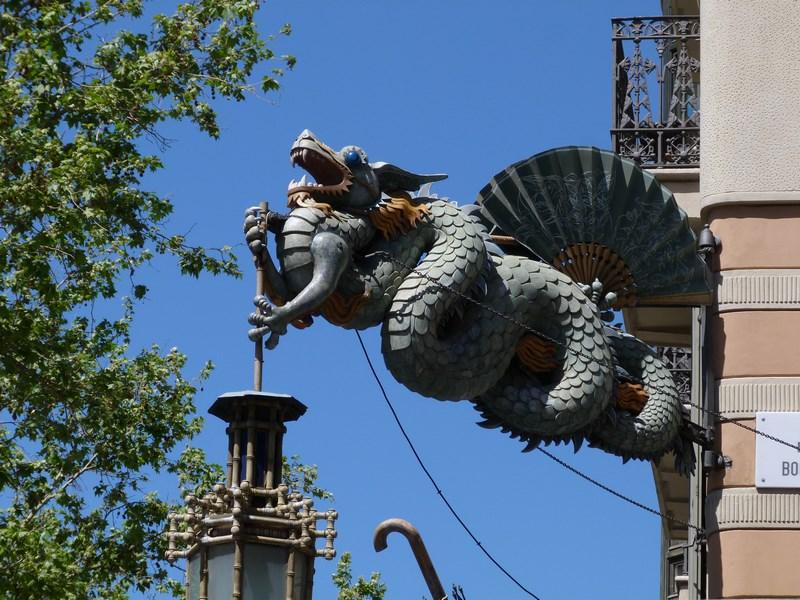 Dragon Barcelona