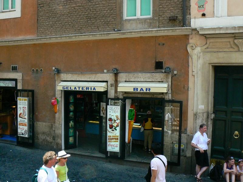 Inghetata Fontana Di Trevi