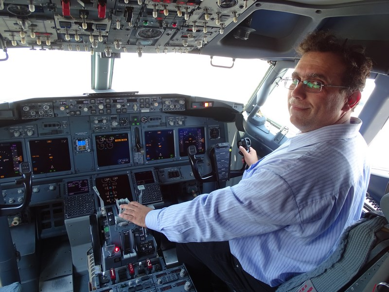 Pilot Tarom