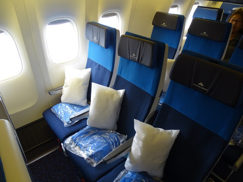 KLM Premium Economy Class