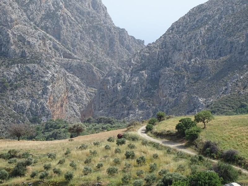 Chei Creta