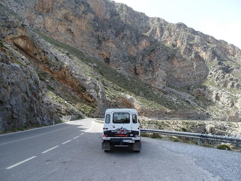 Sosea De Munte Creta