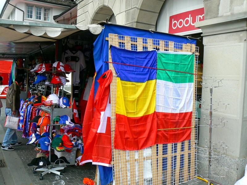 Romania Italia Euro