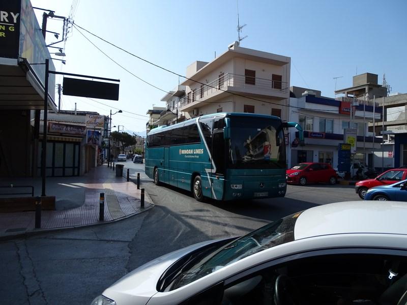 Statie Autobuz Hersonissos