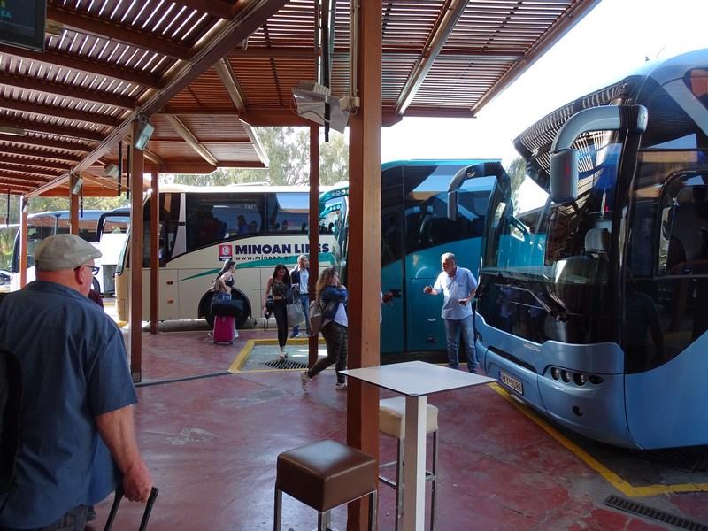 Statie Autobuz Heraklion