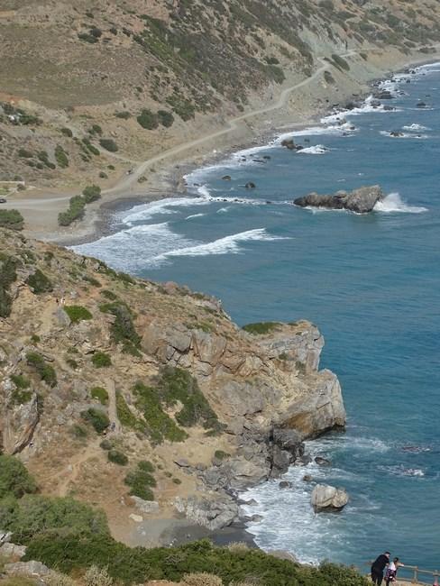 Coasta Creta De Sud