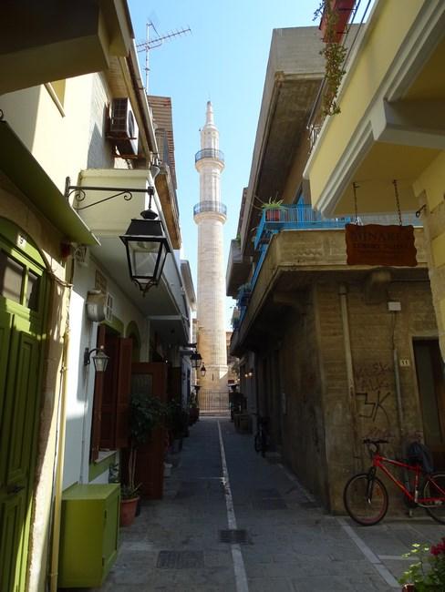 Retymno Moschee