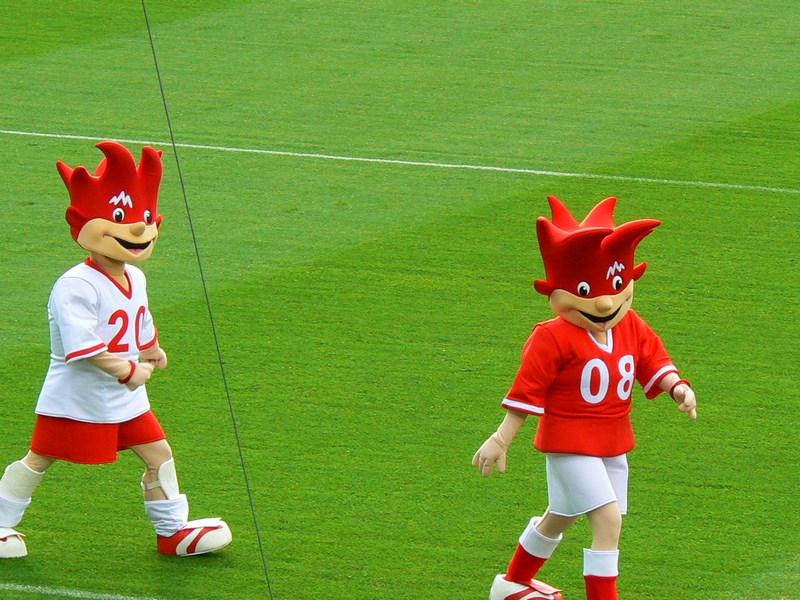 Mascote World Cup