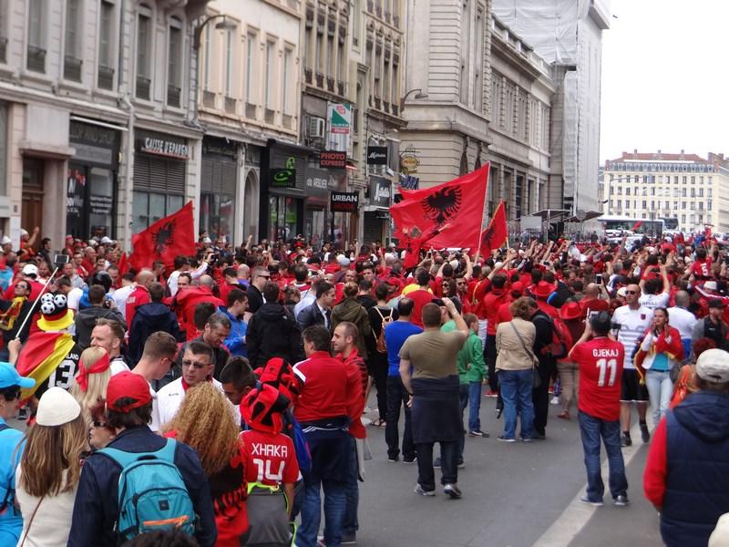 Suporteri Albania