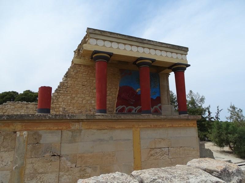 . Knossos Creta