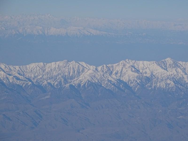 . Munti Afghanistan