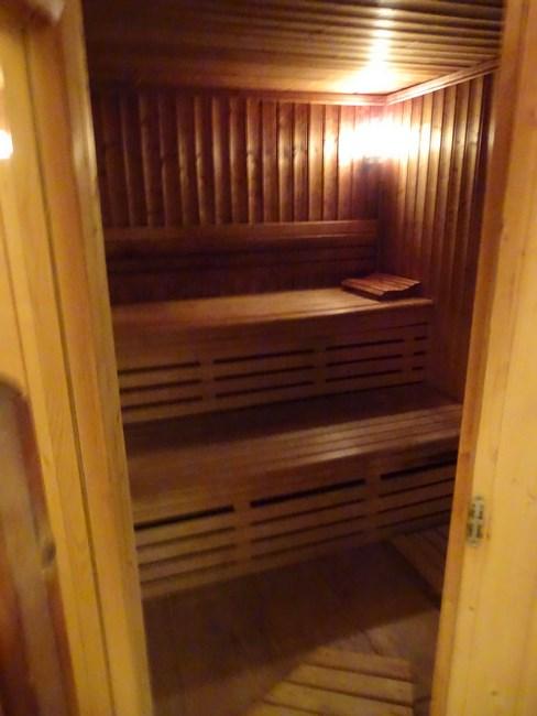 Sauna Royal Aldemar Mare
