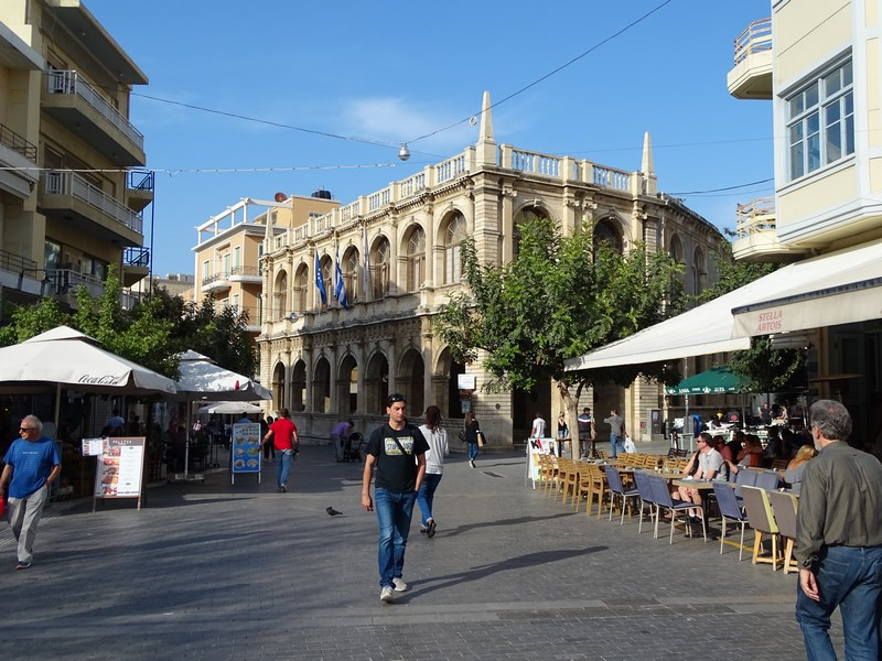 Heraklion Creta