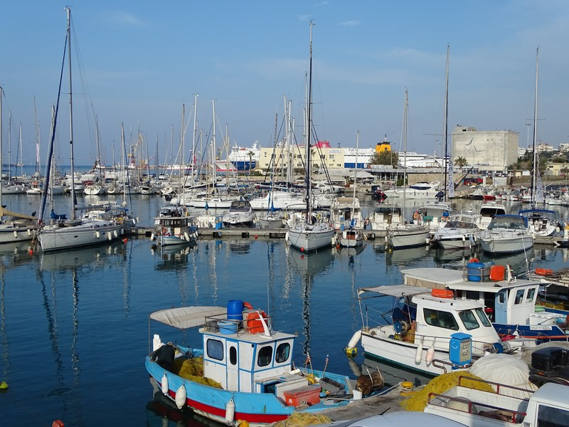 Port Heraklion
