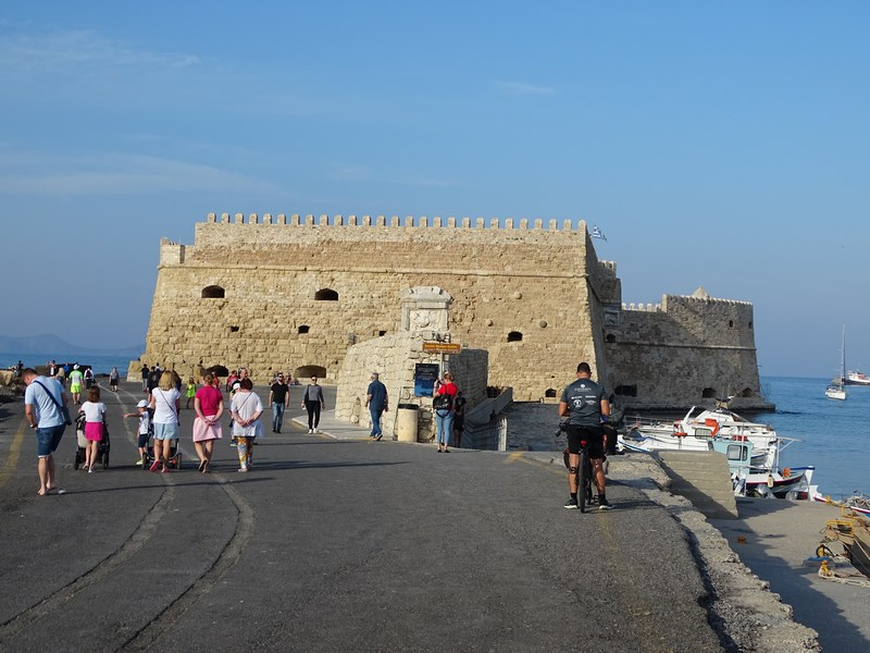 Fortareata Heraklion