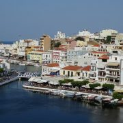 Agios Nikolaos Creta Grecia