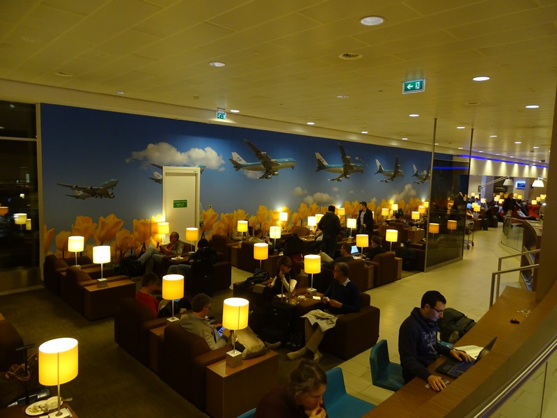Business Lounge Amsterdam