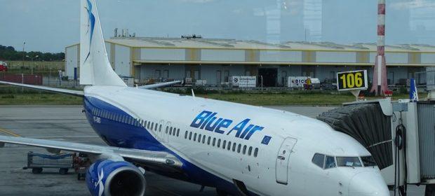 Blue Air Bucuresti Valencia
