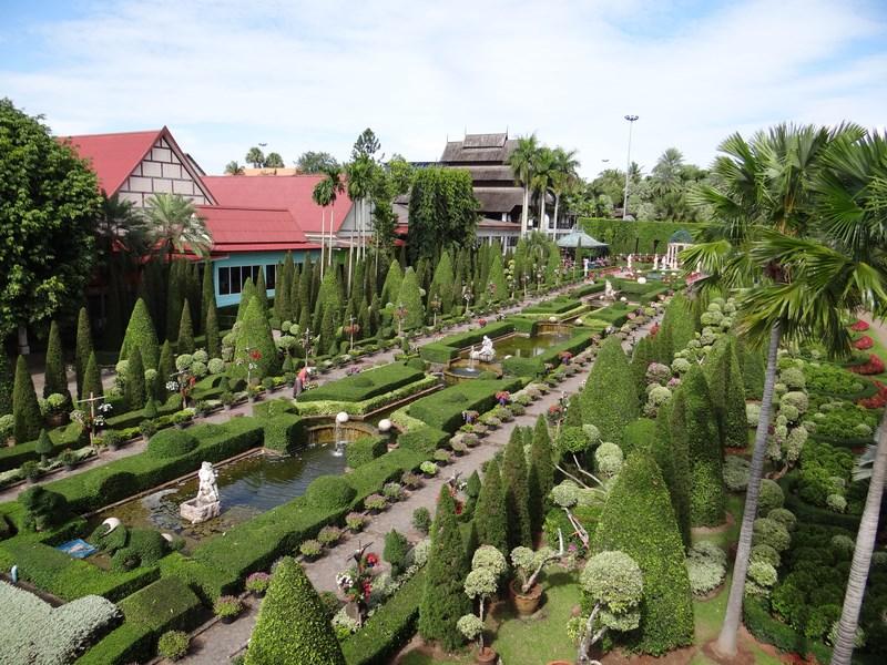 Gradina Pattaya