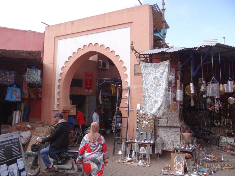 Poarta In Medina