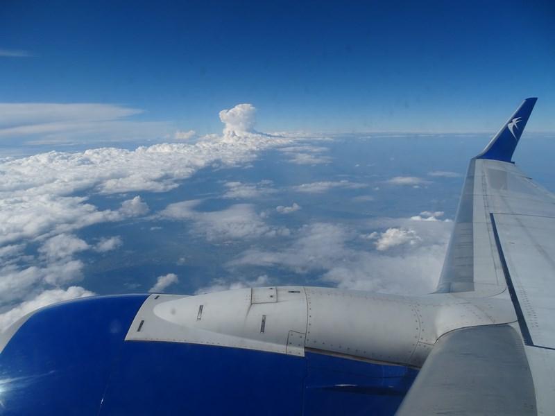 Blue Air In Aer