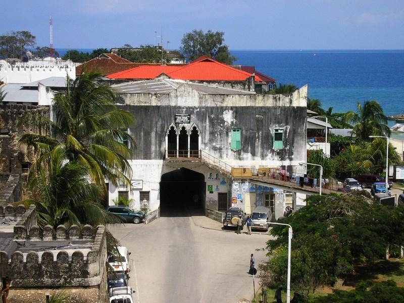 Capitala Zanzibar Stonetown