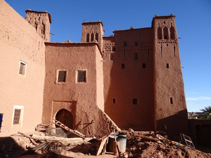 Cladire Cetate Berbera