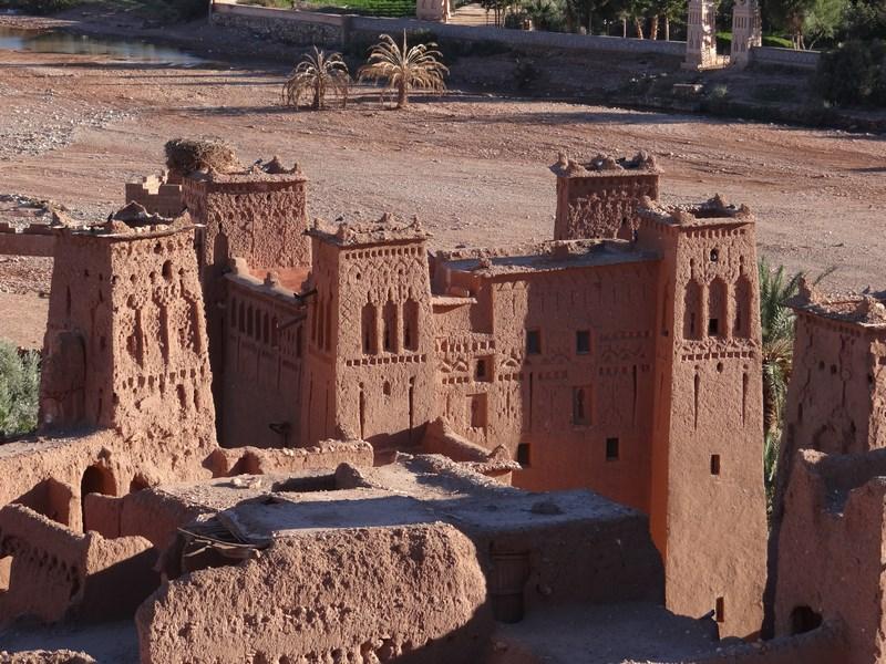 Panorama Ait Benhaddou