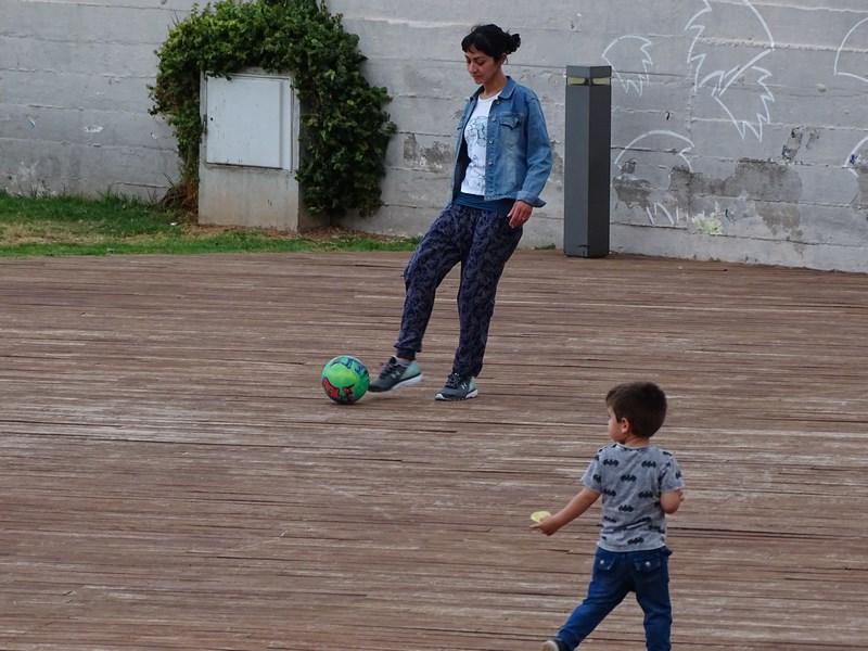 Femeie Fotbalista