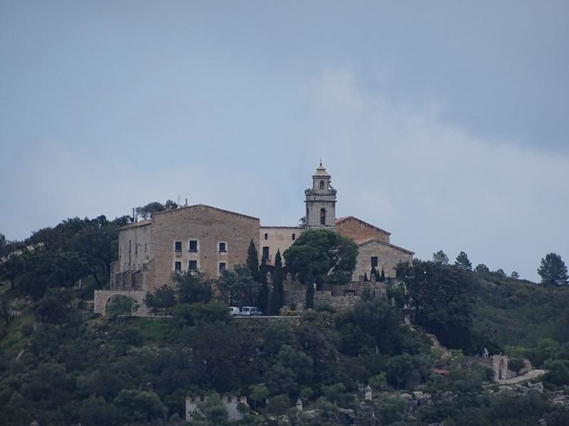 Manastire Cu Panorama