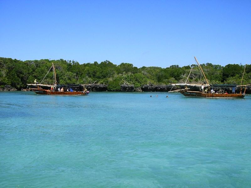 Marea In Zanzibar