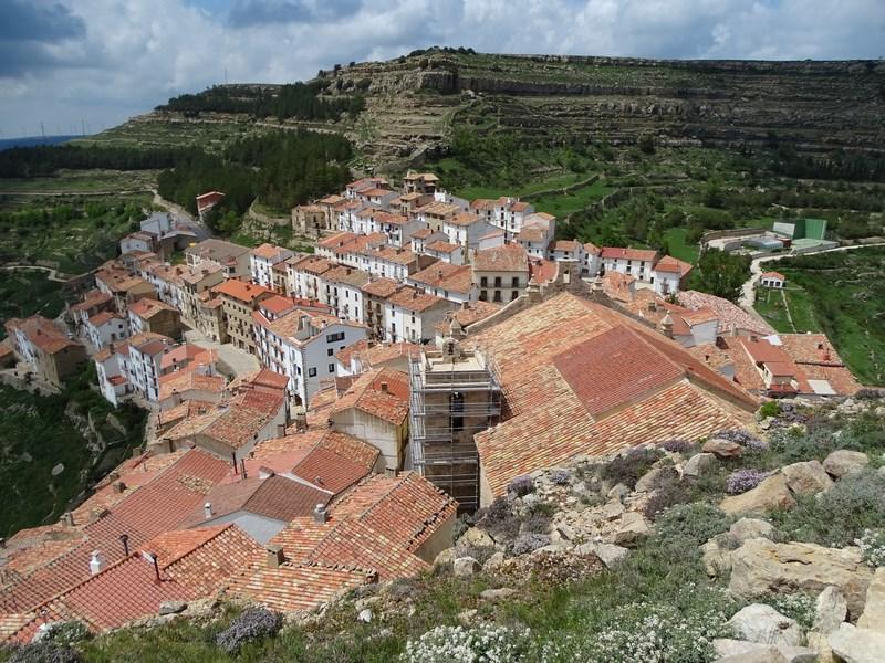 Panorama Ares Del Maestre