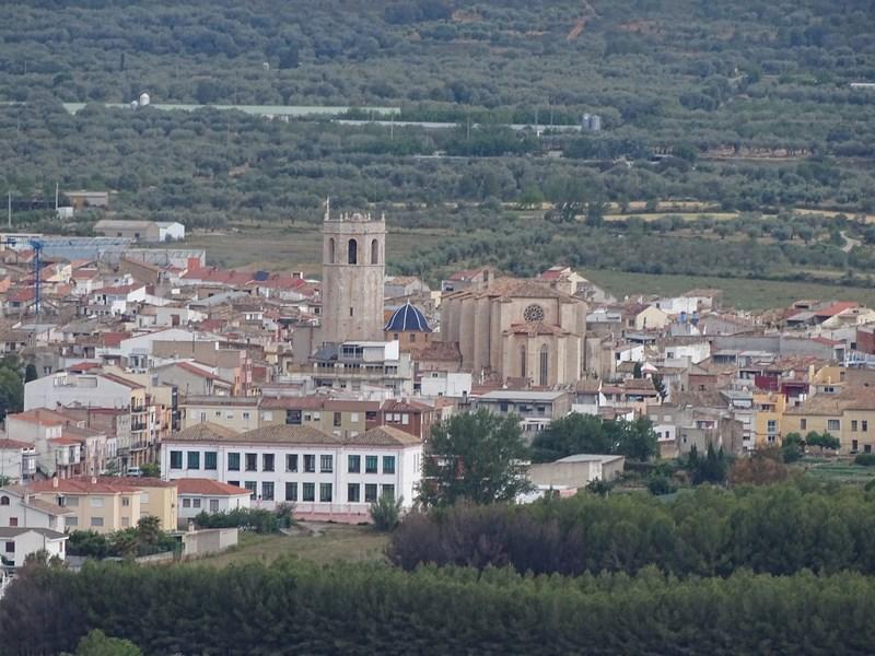 Panorama Sant Mateu