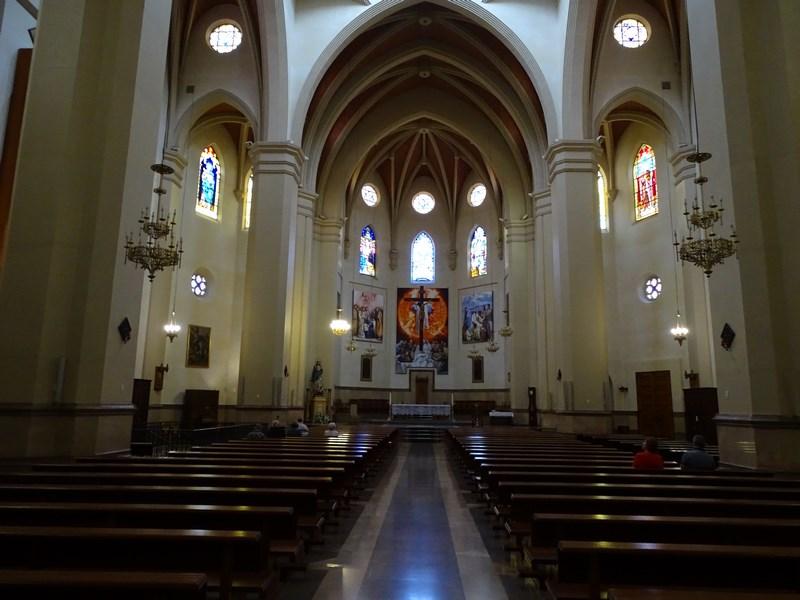Interior Biserica Castellon