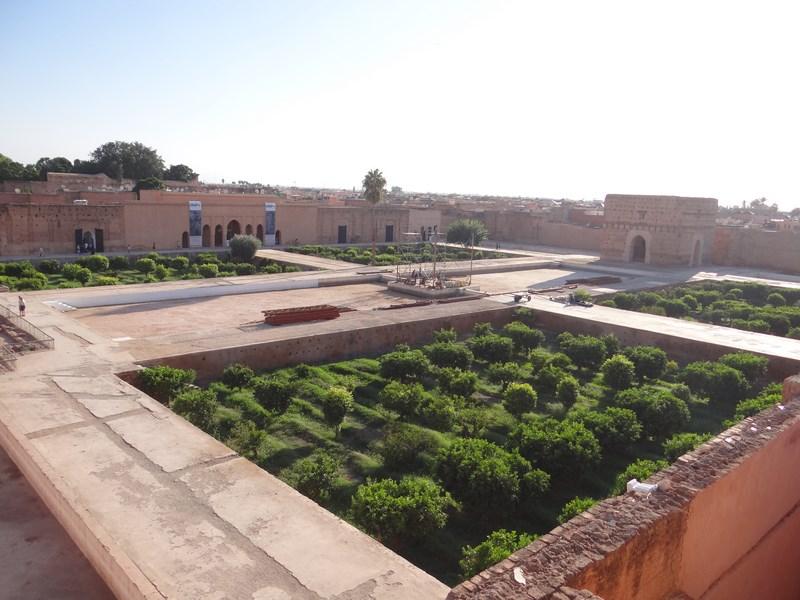 Palat Dinastia Saadiana