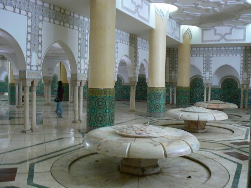 Hamam Moschee