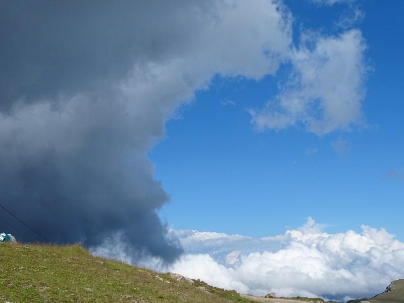 Furtuna In Bucegi