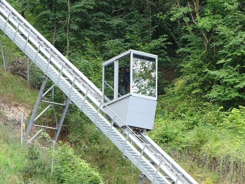 Funicular Rasnov