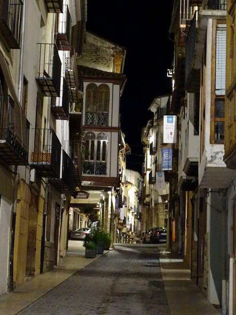 Strazi In Morella